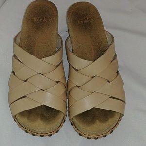 Dansko leather heels